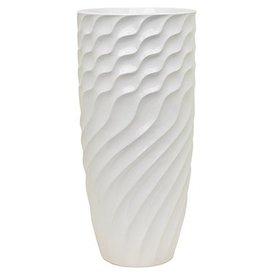 Fleur.nl - Luxe Lite Glossy breaker white Ø 37 cm