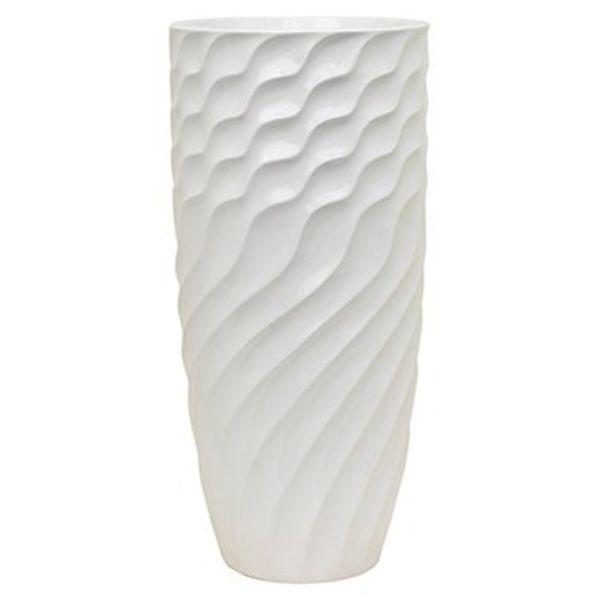 Luxe Lite Glossy breaker white Ø 37 cm