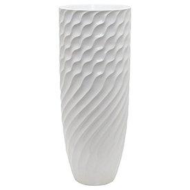 Fleur.nl - Luxe Lite Glossy breaker white Ø 39 cm