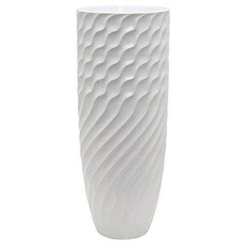Luxe Lite Glossy breaker white Ø 39 cm