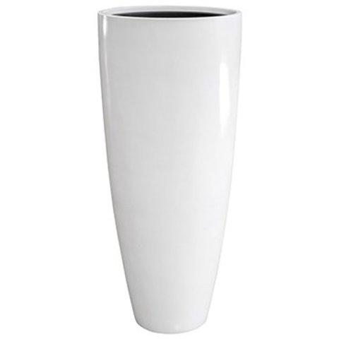 Basic partner white (+ liner) Ø 40 cm