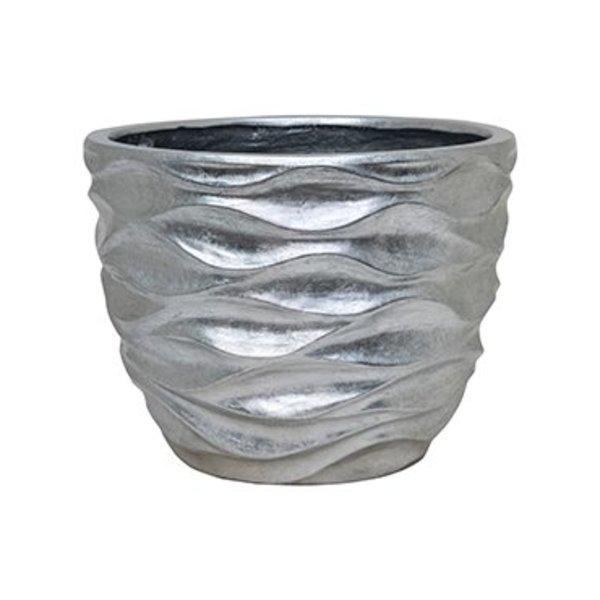 Baq Luxe Lite Glossy sea gold/silver Ø 33 cm