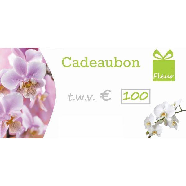 CadeauCard 100 euro