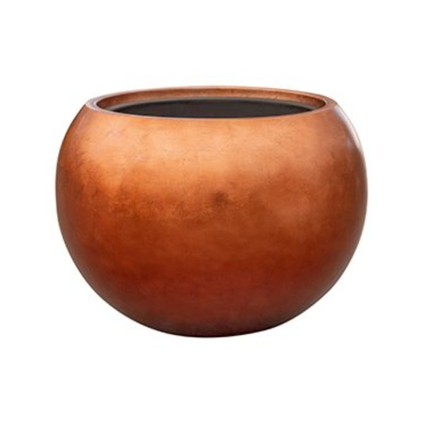Baq Metallic Globe  (+ liner) Ø 50 cm