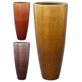 Fleur.nl -Baq Metallic Partner (+ liner) Ø 40 cm