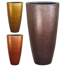 Fleur.nl -Baq Metallic Partner (+ liner) Ø 49 cm