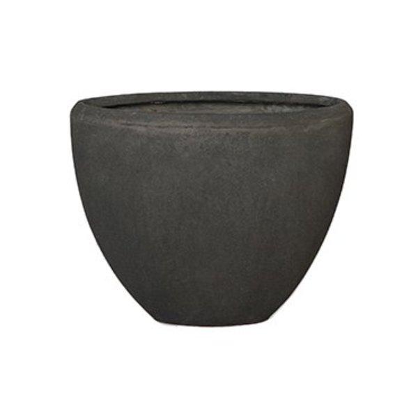 Baq Polystone Oval 38x18x30 cm