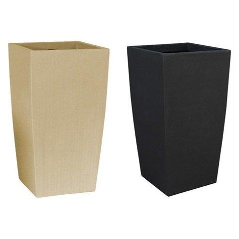 Polystone Square 43x43x78 cm