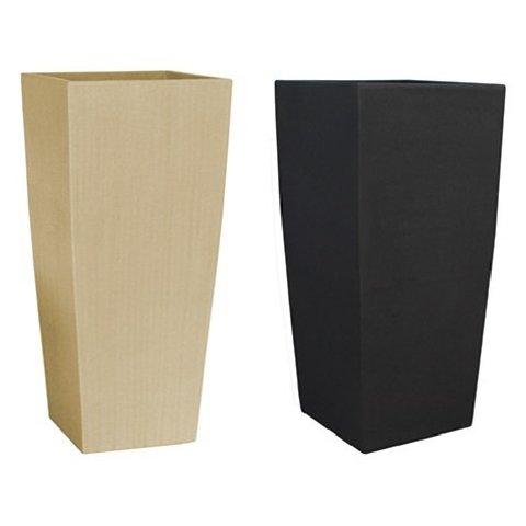 Polystone Square 43x43x95 cm