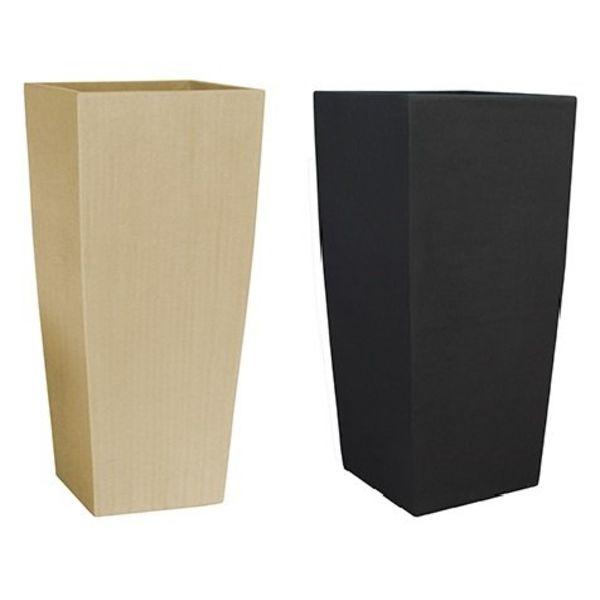 Baq Polystone Square 43x43x95 cm