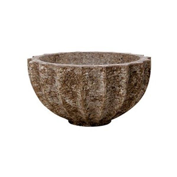 Baq Polystone Rock Bowl Ø 60 cm