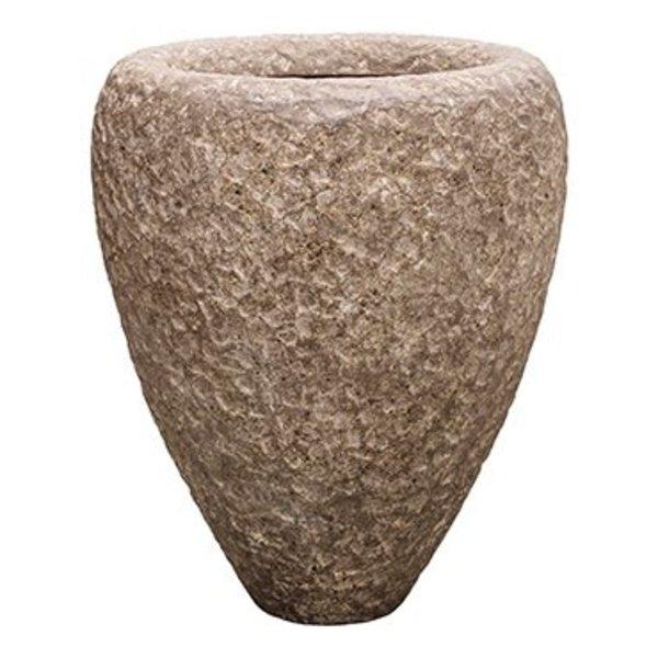 Baq Polystone Rock Couple Rough Ø 75 cm