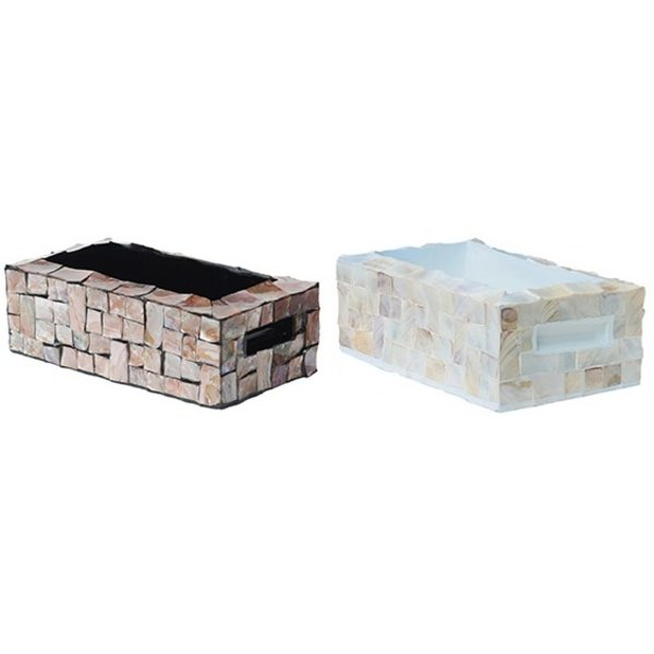 Baq Oceana Table Planter 40x22x13 cm