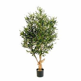 Fleur.nl - Natural Twisted Olive - kunstplant