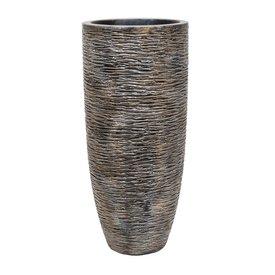 Fleur.nl - Luxe Lite Universe wrinkle bronze Ø 34 cm