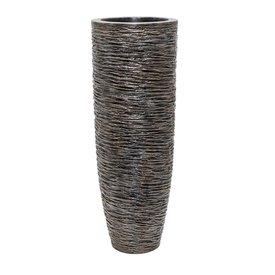 Fleur.nl - Luxe Lite Universe wrinkle bronze Ø 38 cm