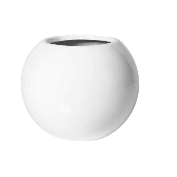 Fiberstone Pot Round Ø 26 cm