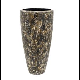 Fleur.nl -Baq Oceana Cracked Oyster Shell Ø 35 cm