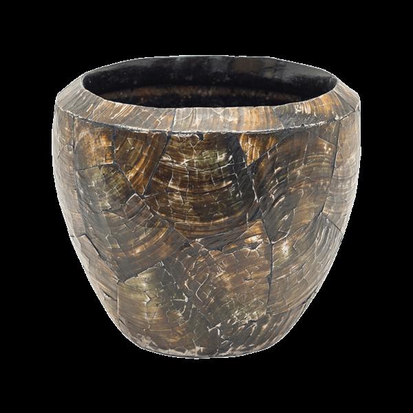 Baq Oceana Cracked Oyster Shell Ø 17 cm