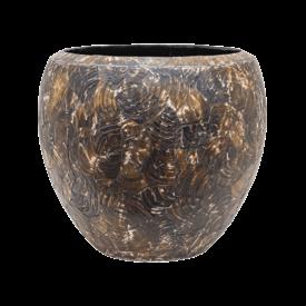 Fleur.nl -Baq Oceana Cracked Oyster Shell Ø 42 cm
