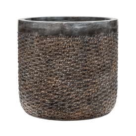 Fleur.nl -Baq Luxe Lite Universe Layer Cylinder Ø 33 cm