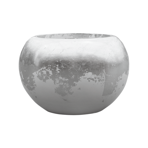 Baq Luxe Lite Glossy Globe Gold/Silver Ø 39 cm  - medium