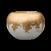 Luxe Lite Glossy Globe Gold/Silver Ø 39 cm  - medium