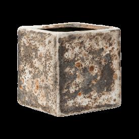Fleur.nl -Baq Vulcana Cube Ø 16 cm