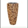 Wood round 70 cm (+ inzetbak) - medium