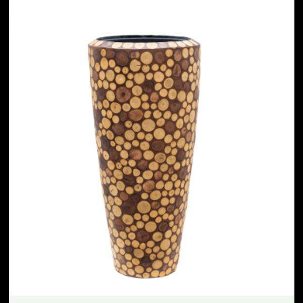 Baq Wood round 90 cm (+ inzetbak) - large