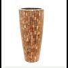 Wood block 90 cm (+ inzetbak) - large