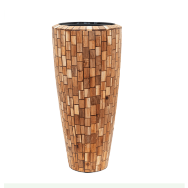 Baq Wood block 90 cm (+ inzetbak) - large