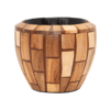 Wood block Ø 17 cm  - small