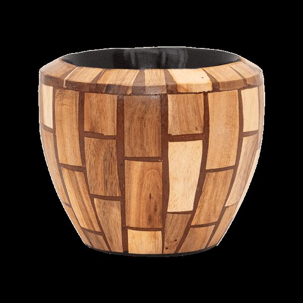 Baq Wood block Ø 17 cm  - small