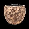 Wood Piece Ø 50 cm (+ inzetbak) - large