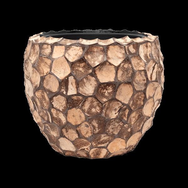 Baq Wood Piece Ø 50 cm (+ inzetbak) - large