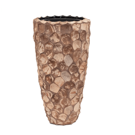 Fleur.nl -Baq Wood Piece 70 cm (+ inzetbak)