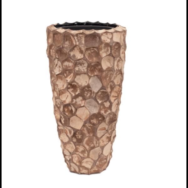 Baq Wood Piece 70 cm (+ inzetbak) - medium
