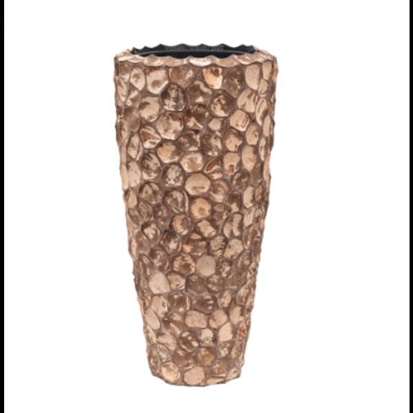 Baq Wood Piece 90 cm (+ inzetbak) - large