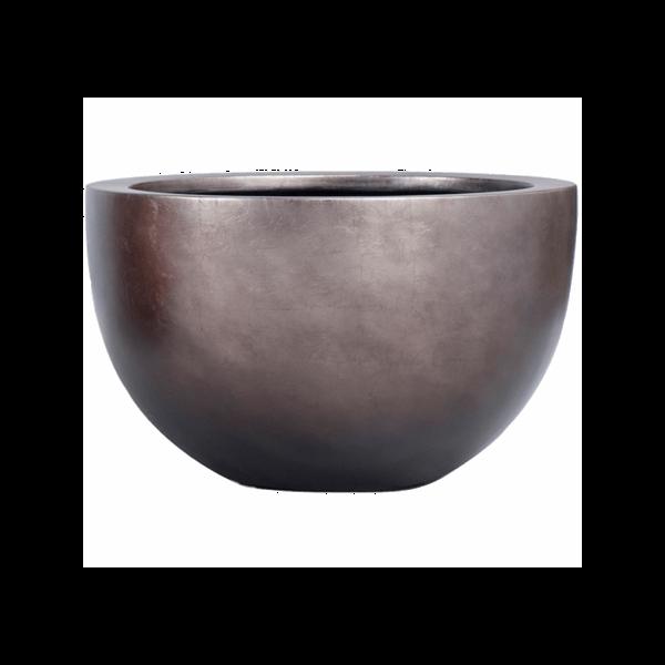Baq Metallic Silver Bowl Ø 45 cm (+ inzetbak) -medium