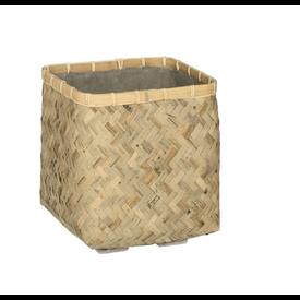 Fleur.nl -Pottery Pots Bohemian Bamboo 30 cm