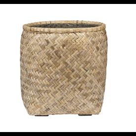 Fleur.nl -Pottery Pots Bohemian Bamboo Round Ø 55 cm