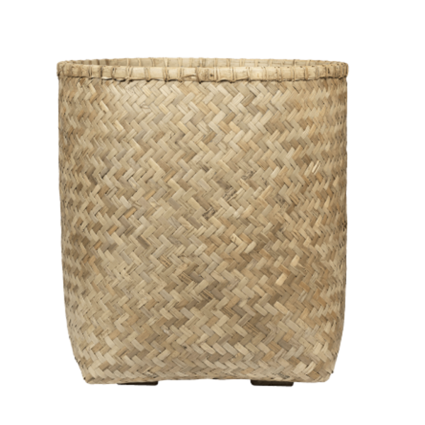 Pottery Pots Bohemian Bamboo Round Ø 63 cm