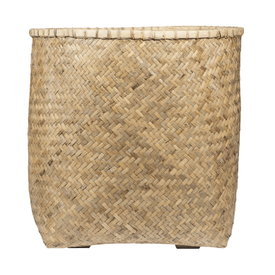 Fleur.nl -Pottery Pots Bohemian Bamboo Round Ø 90 cm