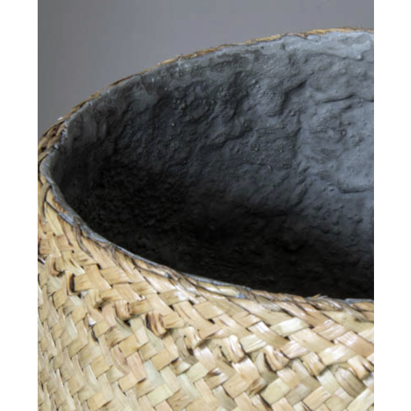 Pottery Pots Bohemian Bamboo Round Ø 48 cm