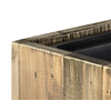 Marrone Wood Box 3-delig (+ inzetbak) - 75 cm