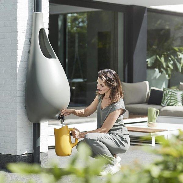 Elho Regenton Pure Raindrop 70 L - inclusief watergieter