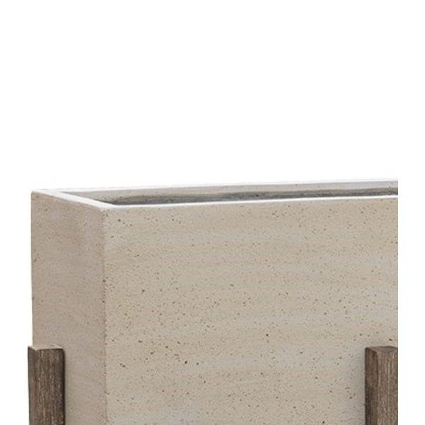 Concrete Jort S with Feet