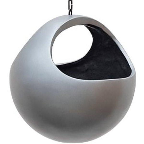 Metallic Hanging Basket