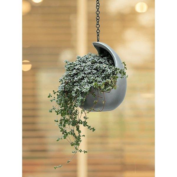 Metallic Hanging Cocoon M